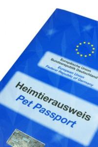 EU Heimtierausweiss für Mops