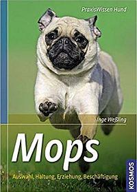 Buch über die Hunderasse Mops